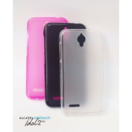 TPU Silicone Case for Alcatel Idol 2 mini OT-6016