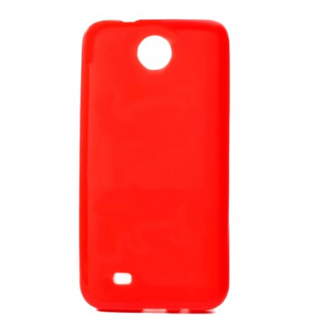 TPU Gel Silicone Case for HTC Desire 300