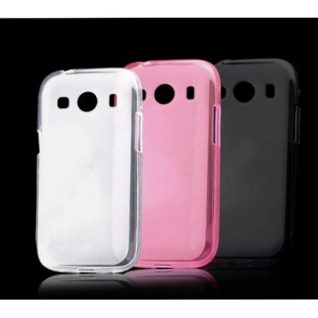 TPU Gel Silicone Case for Samsung Galaxy Ace Style LTE / Ace Style SM-G357FZ