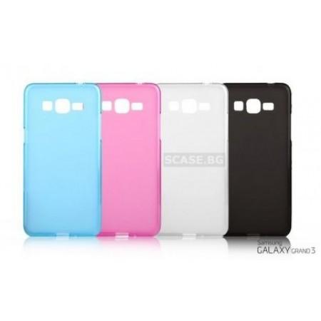 TPU Gel Silicone Case for Samsung Galaxy Grand 3 G7200