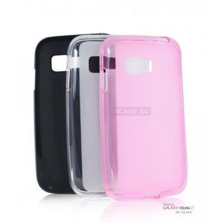 TPU Silicone Case for Samsung Galaxy Young 2 SM-G130H