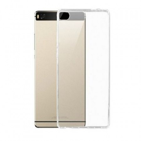 Silicone case glossy ultra slim for Huawei P8
