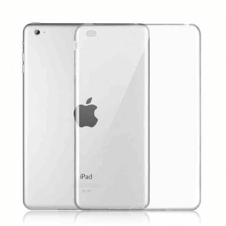 Silicone case glossy ultra slim for iPad mini 4