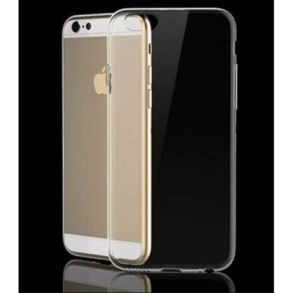 Silicone case glossy ultra slim for iPhone 6 / 4.7 inches
