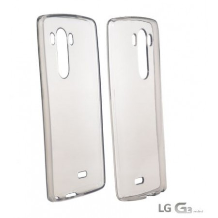 Ultra slim silicone Case for LG G3 S / D722