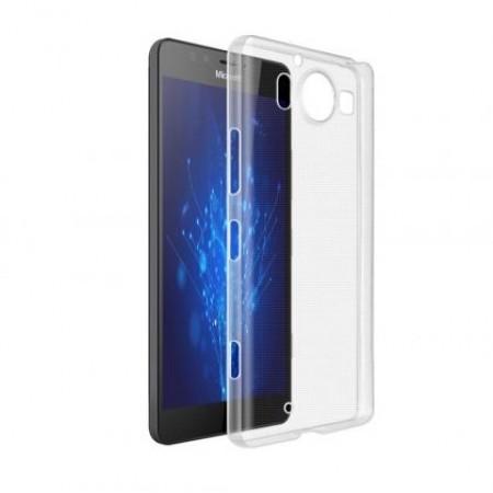 Silicone case glossy ultra slim for Microsoft Lumia 950