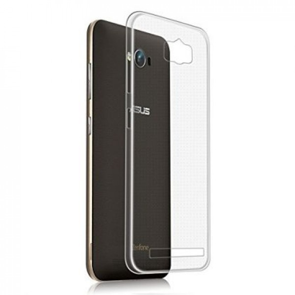 TPU Silicone Ultra Thin 100% clear Case for Asus Zenfone Max ZC550KL