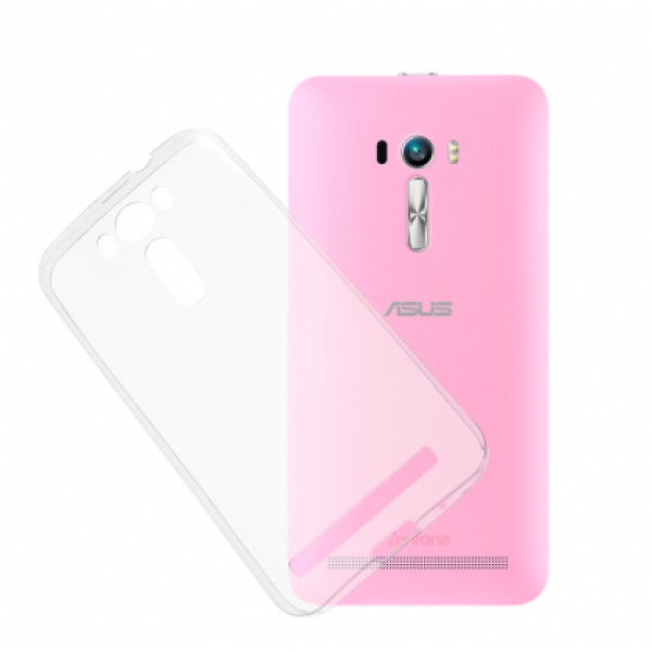TPU Silicone Ultra Thin 100% clear Case for Asus Zenfone Selfie ZD551KL