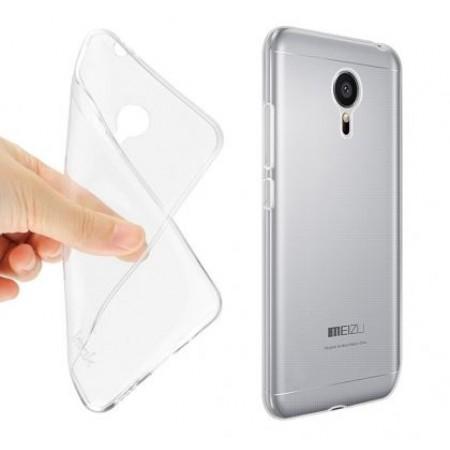 TPU Silicone Ultra Thin 100% clear Case for Meizu MX5