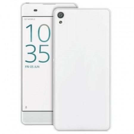 TPU Silicone Ultra Thin 100% clear Sony Xperia XA Ultra Dual (F3212, F3216)