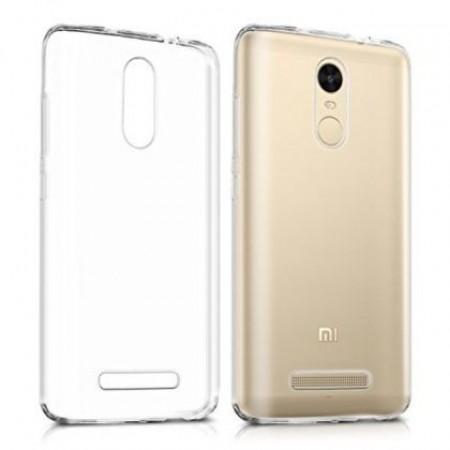 TPU Silicone Ultra Thin 100% clear Xiaomi Redmi Note 3