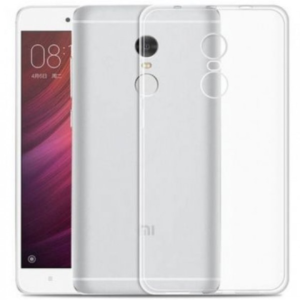 TPU Silicone Ultra Thin 100%  Xiaomi Redmi Note 4