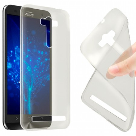 TPU Silicone Ultra Thin dark Case for Asus Zenfone Selfie ZD551KL