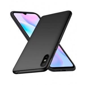 TPU Silicone Case UNI for Xiaomi Redmi 9A / M2006C3LG - black matt