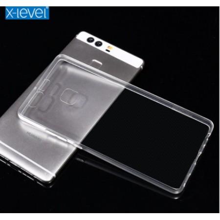 Silicone case X-Level Anti slip ultra slim for Huawei P9
