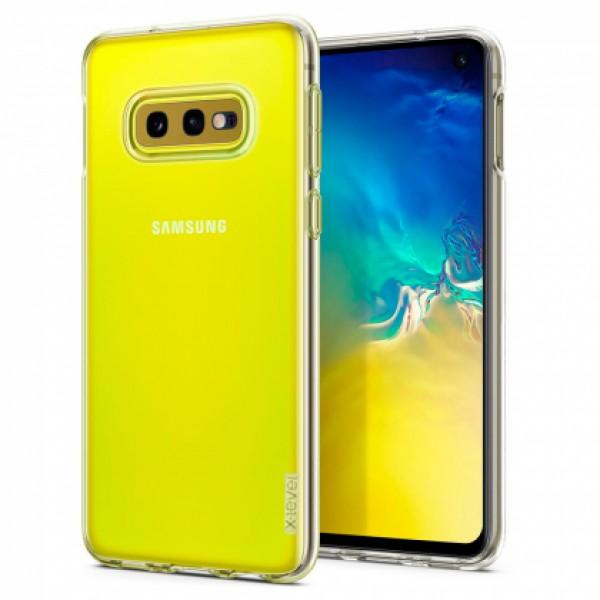 Silicone case X-Level Antislip ultra slim for Samsung Galaxy S10e