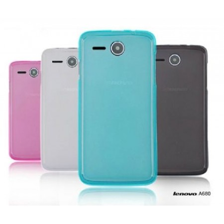 TPU Silicone Case for Lenovo A680