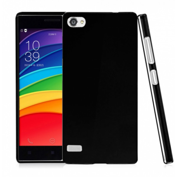 Black TPU Silicone Case for Lenovo Vibe X2 Pro