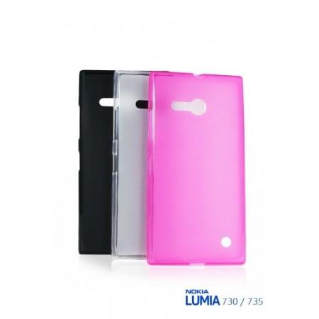 TPU Silicone Case for Nokia Lumia 730