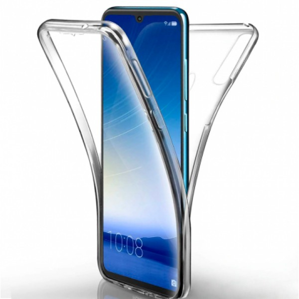 360* Transparent Cover case for Huawei P30 Lite