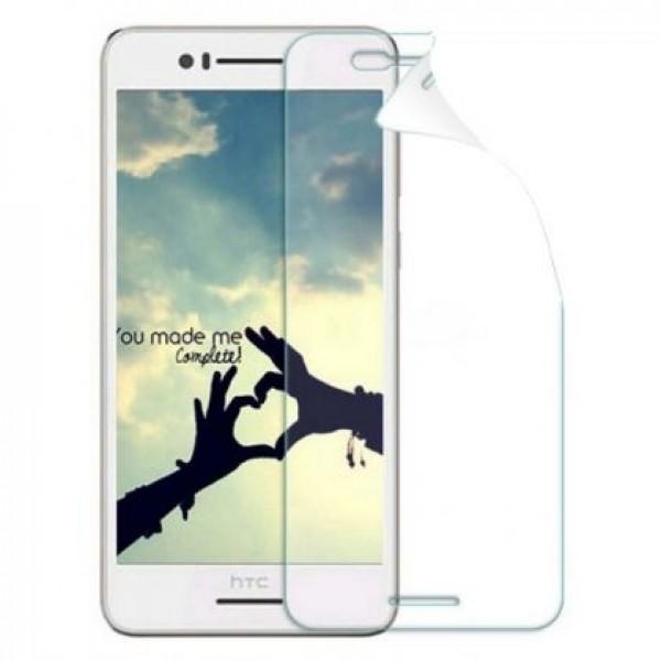 HTC Desire 728 dual sim crystal foil protector