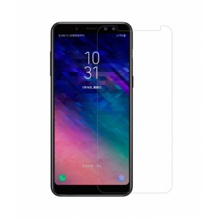 Impact resistant glass screen protector for Samsung Galaxy A8 2018 / A530F