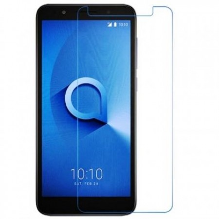 Impact resistant glass screen protector for Alcatel 3