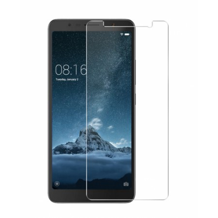 Impact resistant glass screen protector for Alcatel 3C 6045b