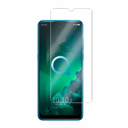 Impact resistant glass screen protector for Alcatel 3X 2019 5048Y