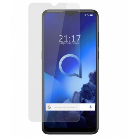 Impact resistant glass screen protector for Alcatel 3X 2020