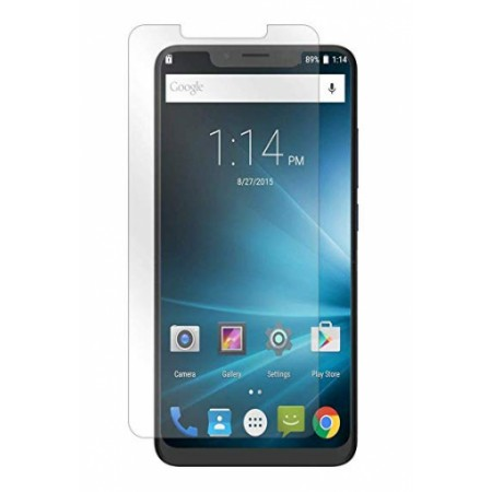 Impact resistant glass screen protector for Alcatel 5v
