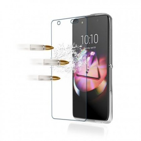Impact resistant glass screen protector for Alcatel Idol 4 5.2\' OT-6055