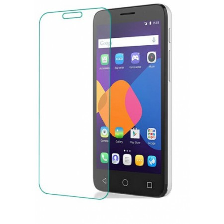 Impact resistant glass screen protector for ALCATEL ONE TOUCH POP 3 5.5\' 5025D