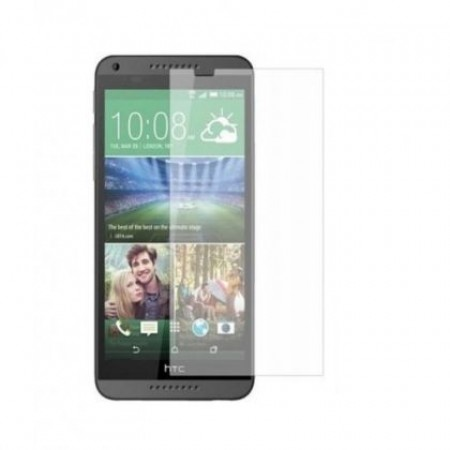 Impact resistant glass screen protector for HTC Desire 620