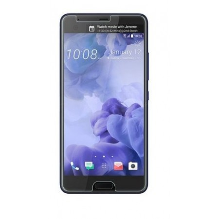 Impact resistant glass screen protector for HTC U Ultra