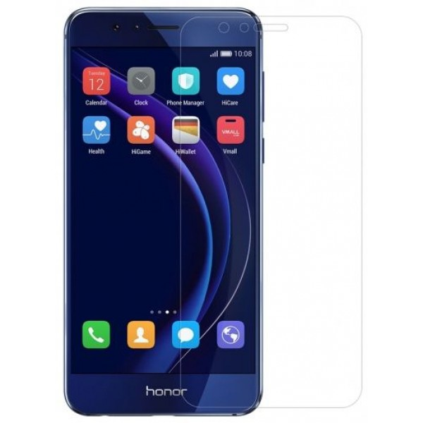 Impact resistant glass screen protector for Huawei Honor 8