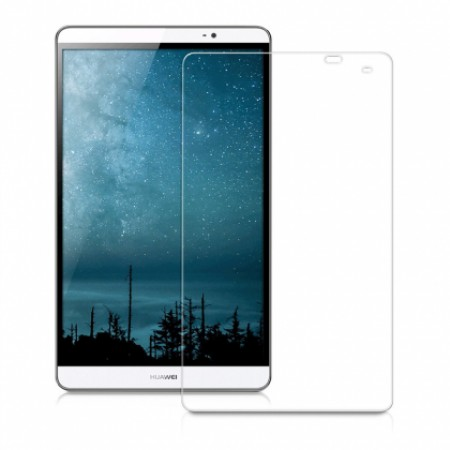 Impact resistant glass screen protector for Huawei MediaPad M2 8.0 / M2-801L