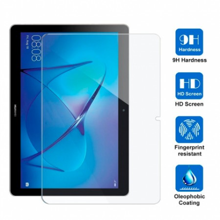 Impact resistant glass screen protector for Huawei MediaPad T5  10.1'