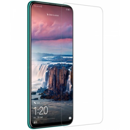 Impact resistant glass screen protector for Huawei P Smart Z