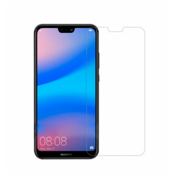 Impact resistant glass screen protector for Huawei P20 lite