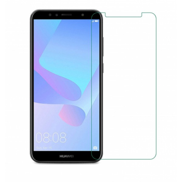 Impact resistant glass screen protector for Huawei Y6 / Y6 Prime (2018)