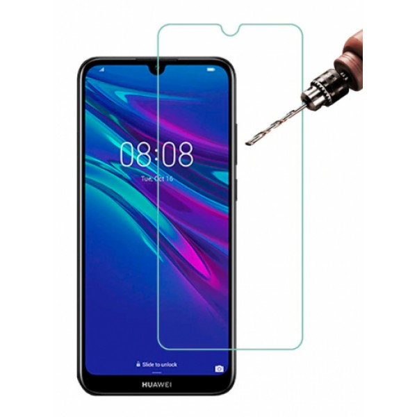 Impact resistant glass screen protector for Huawei Y6 / Y6 Prime (2019)