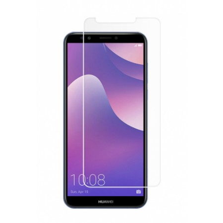 Impact resistant glass screen protector for Huawei Y7 Prime / Y7 Pro 2018