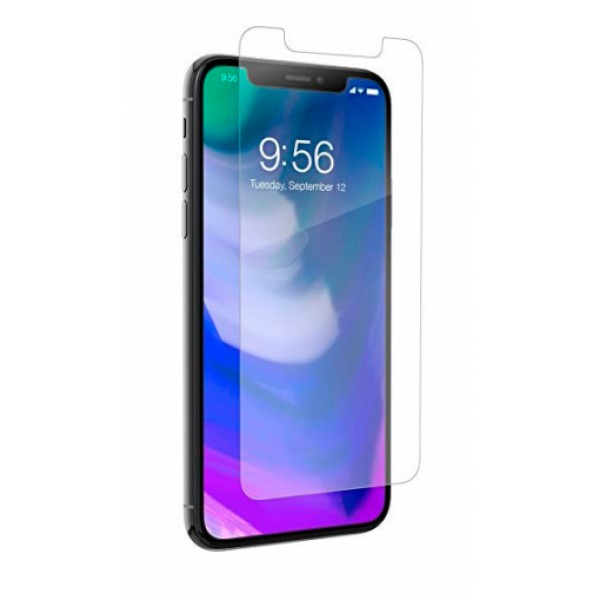 Impact resistant glass screen protector for Apple iPhone XS