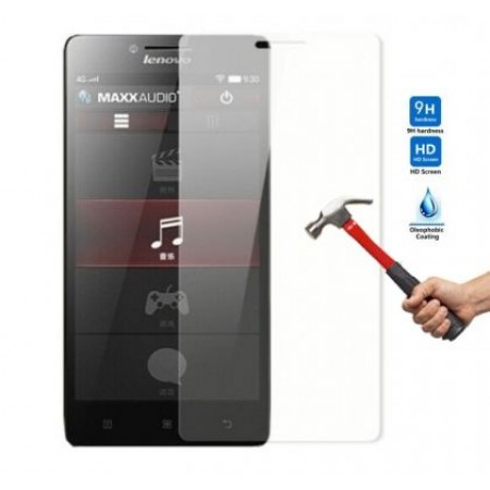 Impact resistant glass screen protector for Lenovo P70