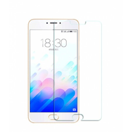 Glass screen protector for Meizu M3 Note