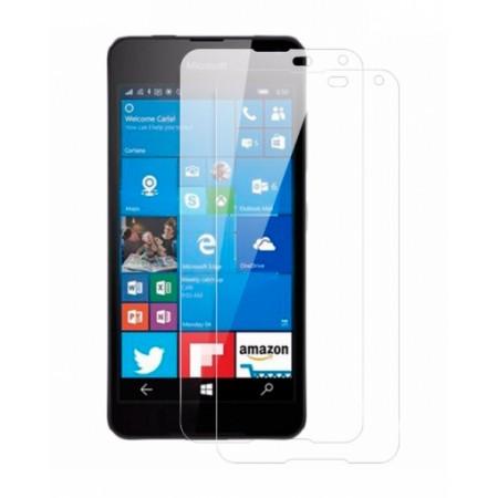 Glass screen protector for Microsoft Lumia 650