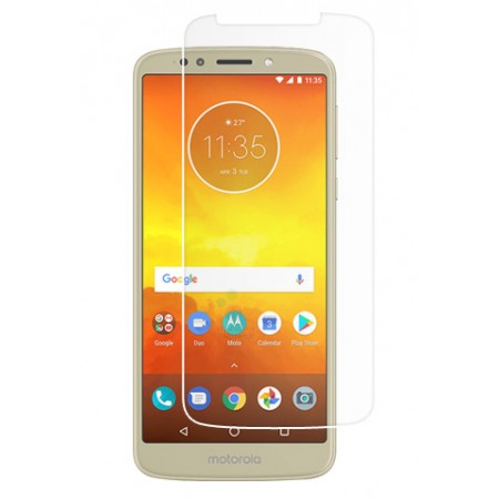 Impact resistant glass screen protector for Motorola Moto E5 Plus