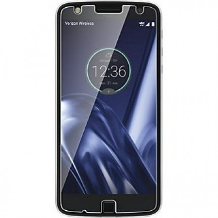Impact resistant glass screen protector for Motorola Moto Z