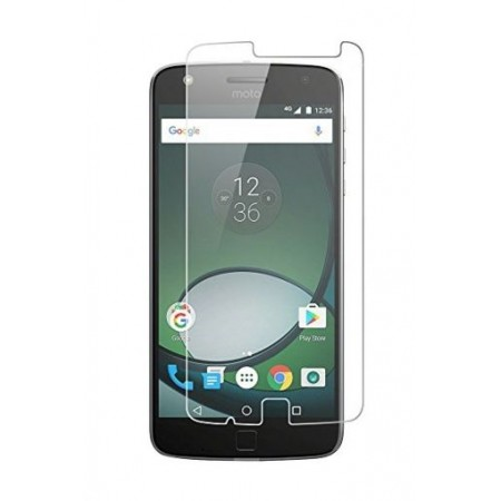 Impact resistant glass screen protector for Motorola Moto Z Play